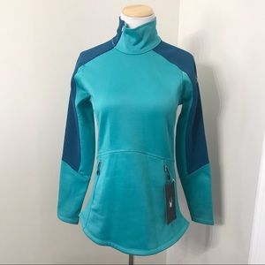 NWT Spyder Bandita Stryke Jacket Blue Wmn's Small
